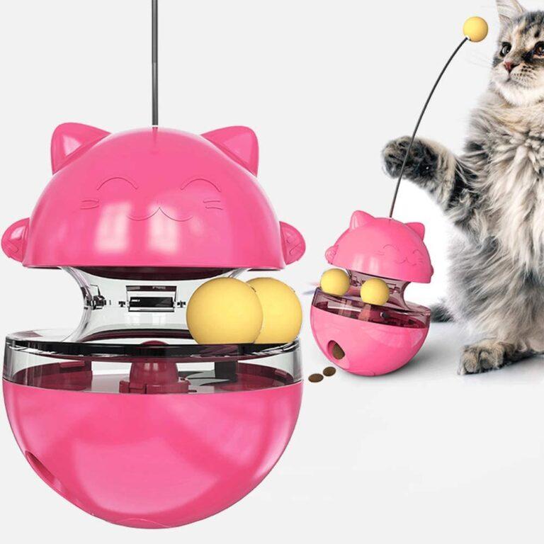 Andiker Katzenballspielzeug