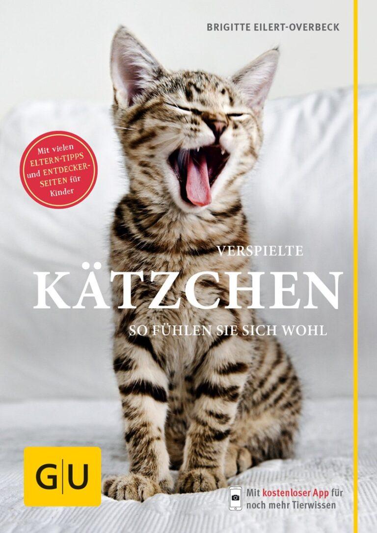 Taschenbuch Verspielte Kätzchen GRÄFE UND UNZER Verlag