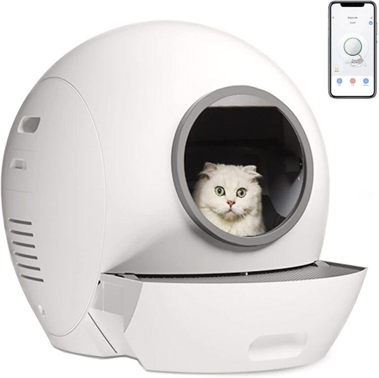 EtexFan automatisches Katzenklo