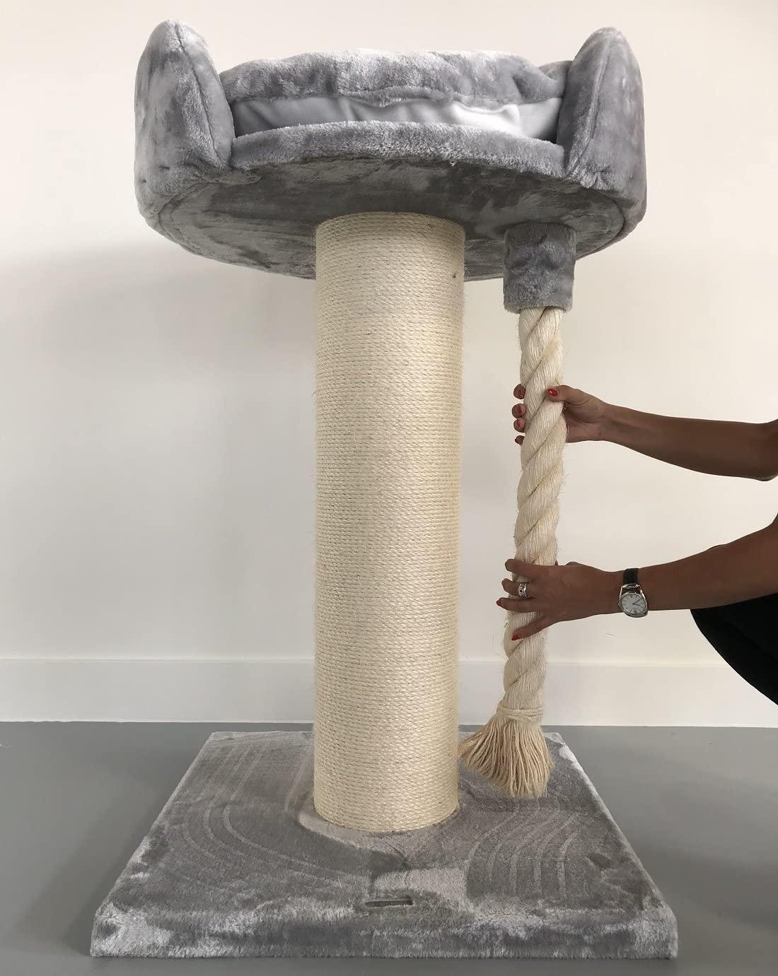 RHRQuality Katzenbaum Grosse Katze 101cm